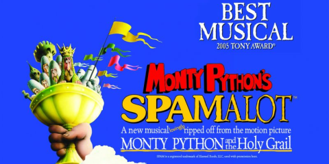 Ashley Nottingham - Spamalot