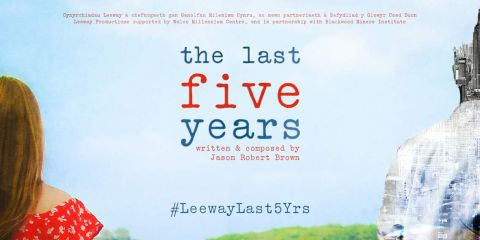 Angharad Lee - The Last Five Years